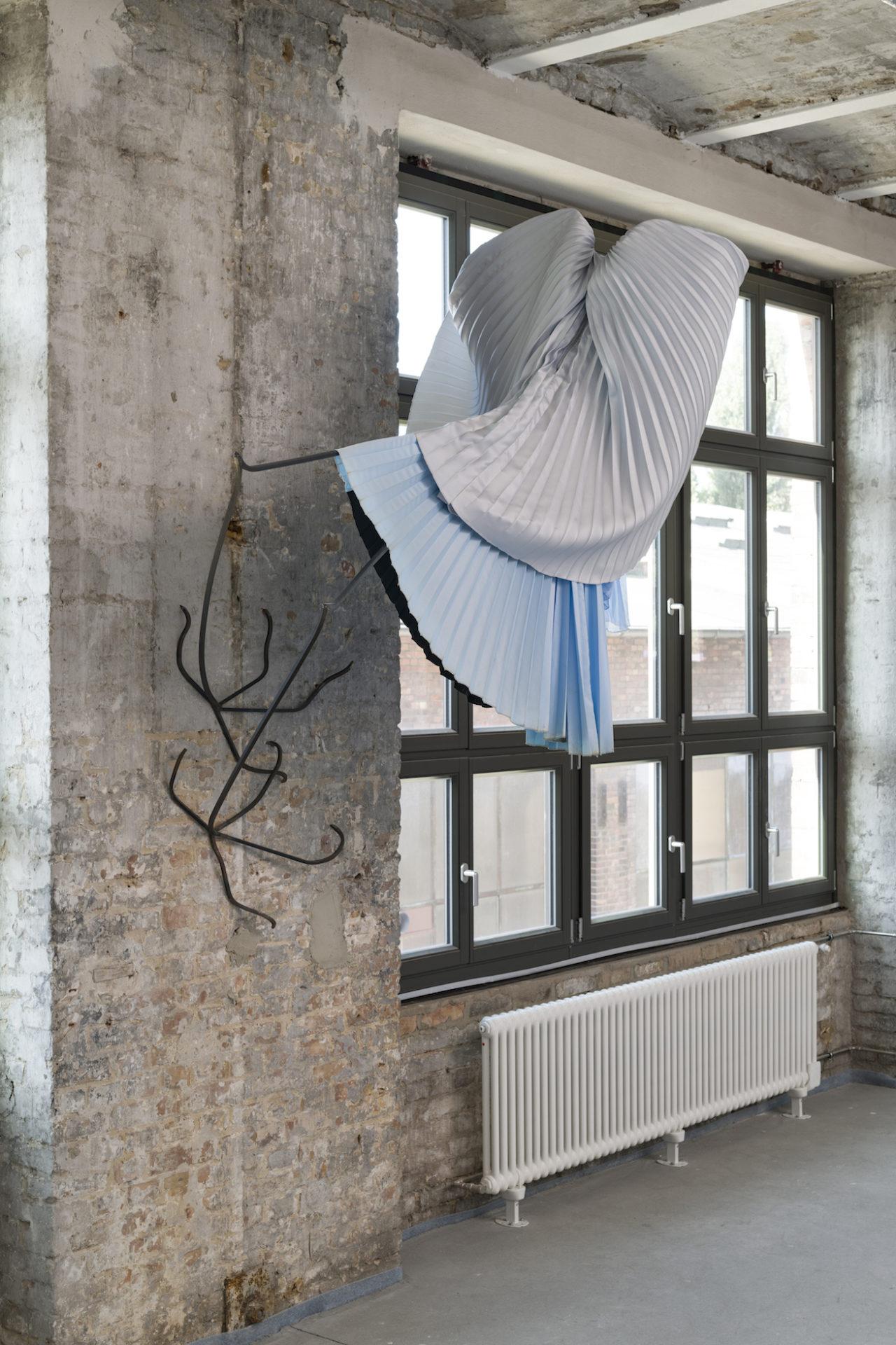Petrit Halilaj, You used to fly... (Qëndresa), 02, 2018