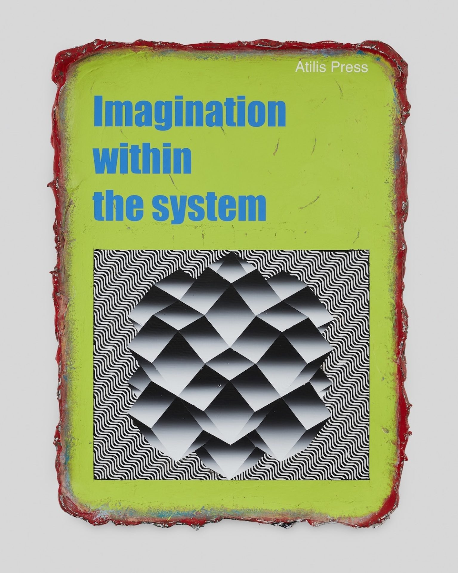 Vladmir Houdek, Imagination within the system, 2020