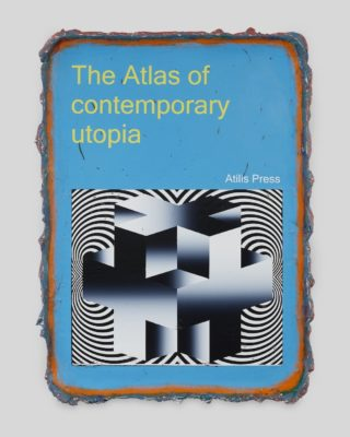 Vladimir Houdek, The Atlas of contemporary utopia, 2020