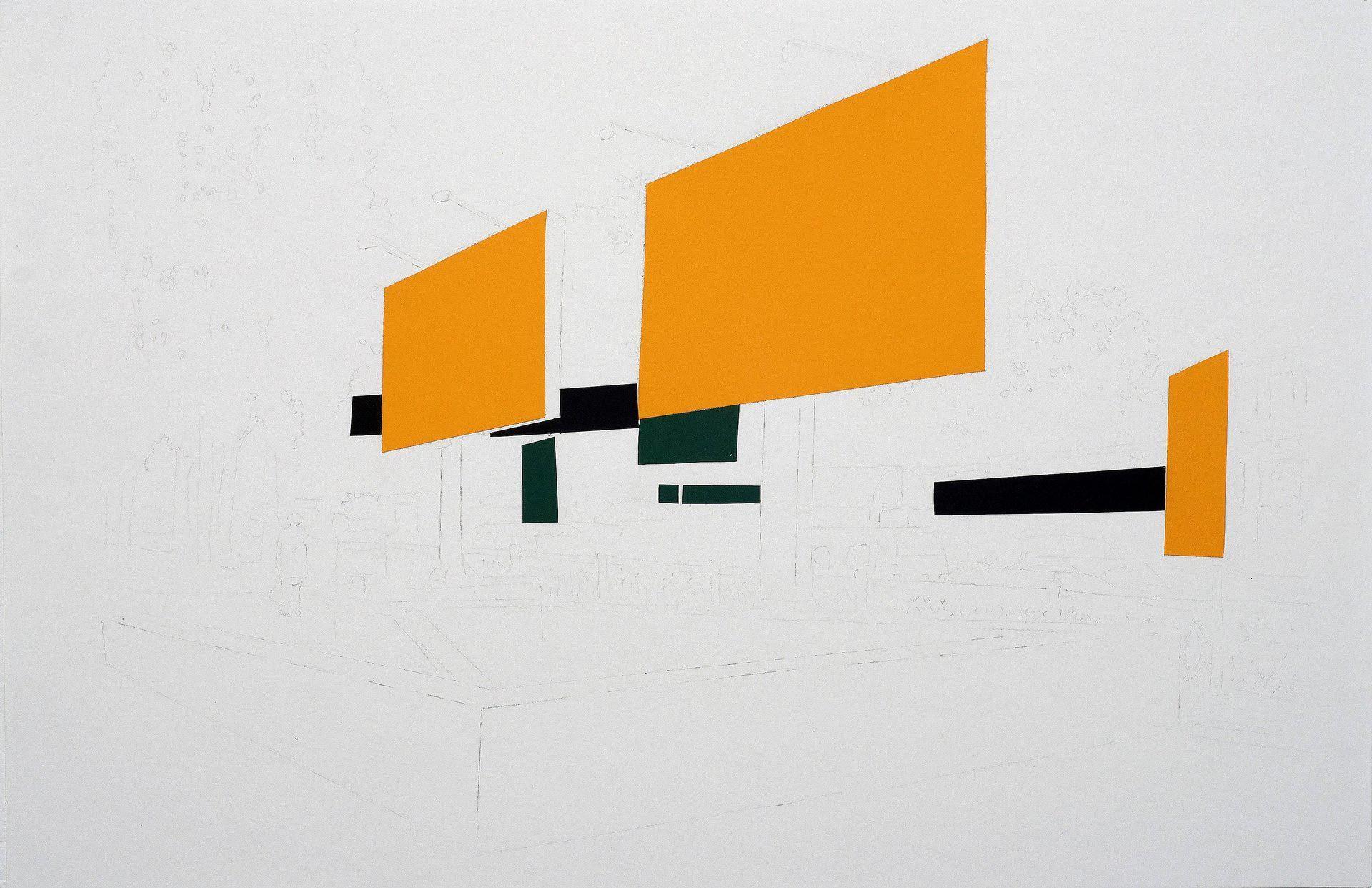 Nikita Kadan, The Surfaces 10, 2010–2013