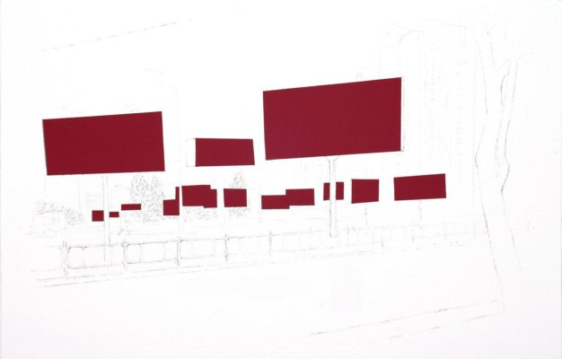 Nikita Kadan, The Surfaces 5, 2010–2013