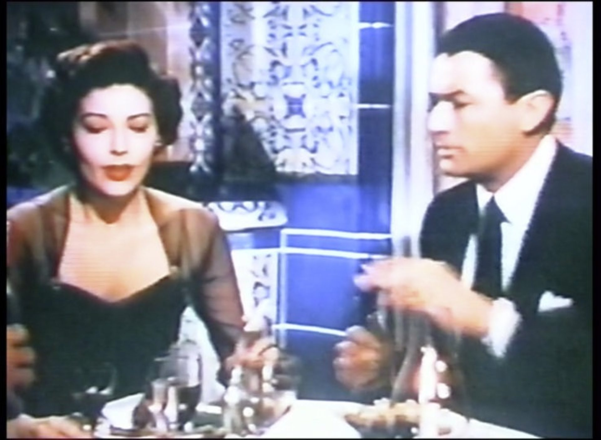 Ali Kazma, She Has Had It, 2001, Videostill