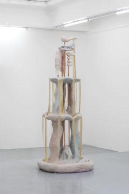 Zsofia Keresztes, Fountain, 2017, Foto Simon Veres