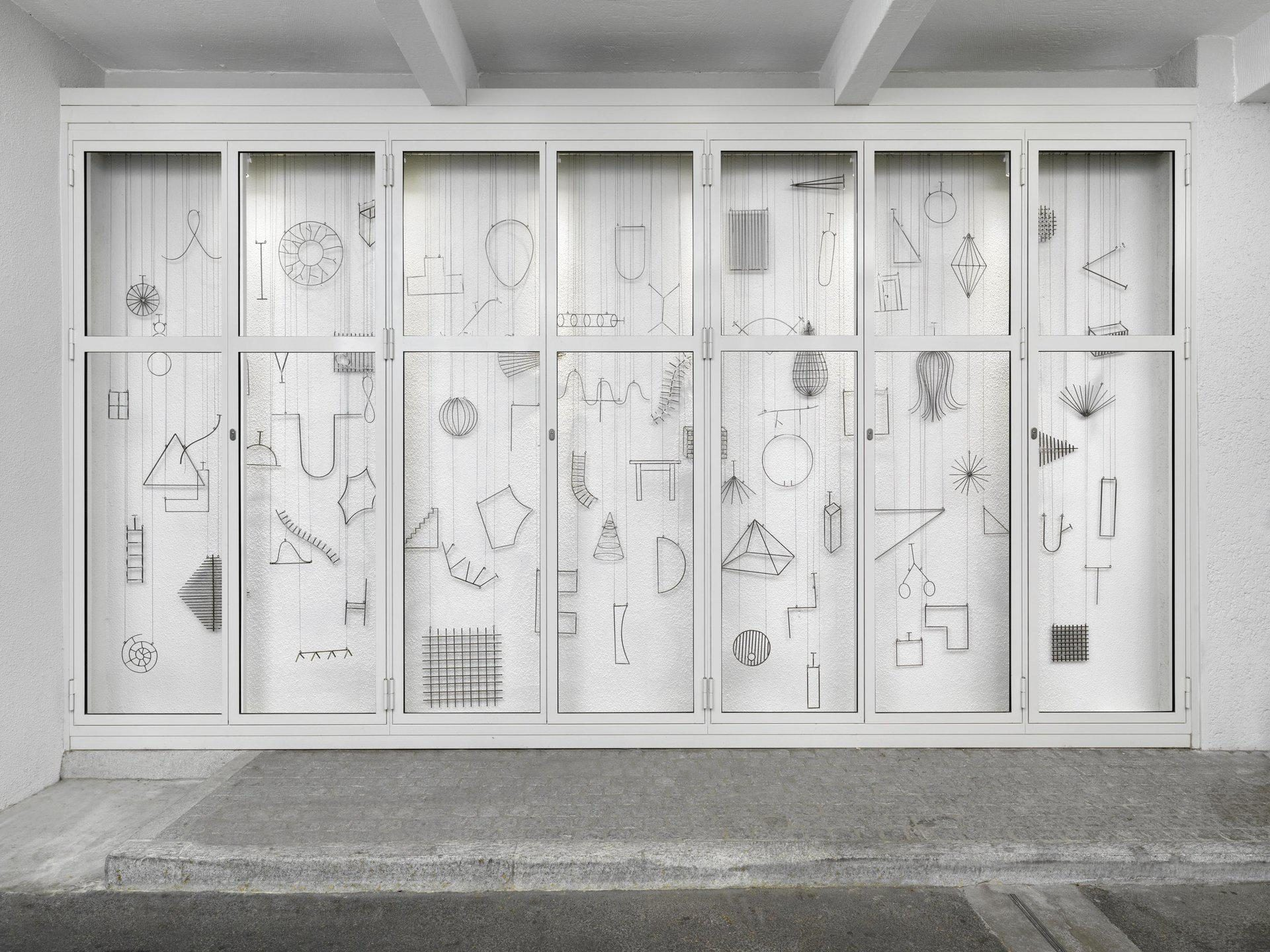 Eva Kot'átková, Psychological Theatre, Head of Karel, A Boy, Who Communicates through Signs and Simple Drawings, 2014
