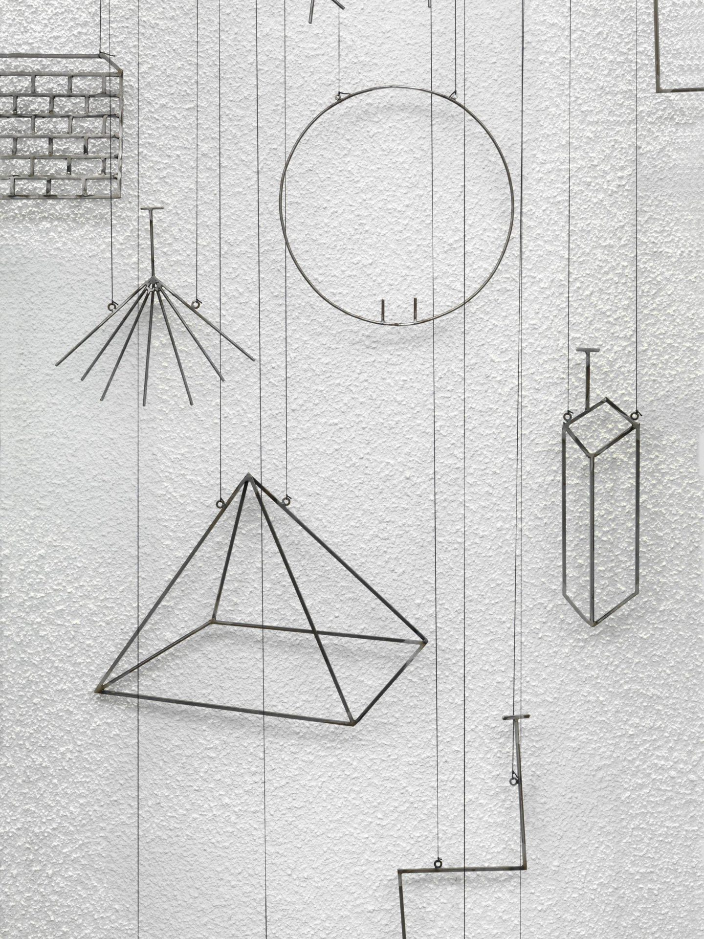 Eva Kot'átková, Psychological Theatre, Head of Karel, A Boy, Who Communicates through Signs and Simple Drawings, 2014, Detail