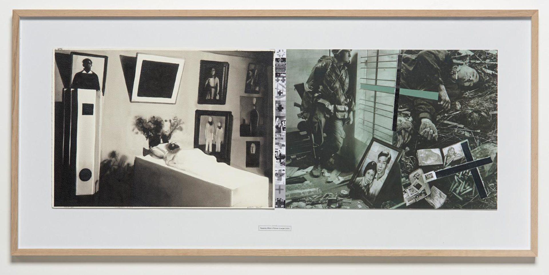 Radenko Milak, Roman Uranjek, Dates: May 15 1935, Malevich died, 2015