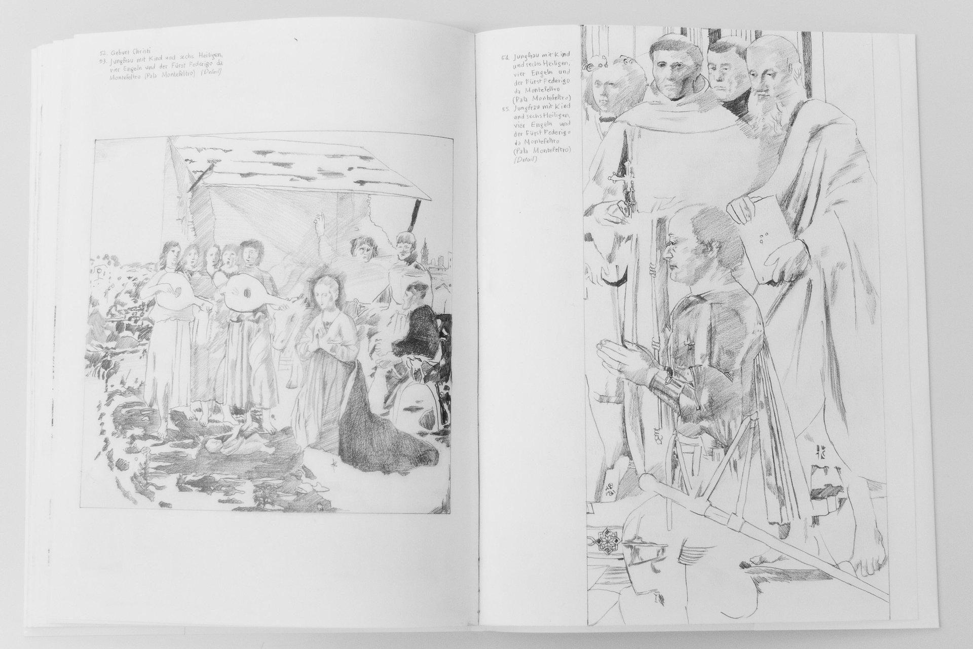 Ciprian Mureşan, Pierro della Francesca, Meridiane Publisher, Bucharest 1981, 2012