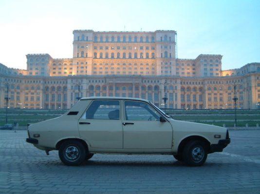 Vlad Nancã, Dacia, 30 Years of Social History, 2003, Videostill