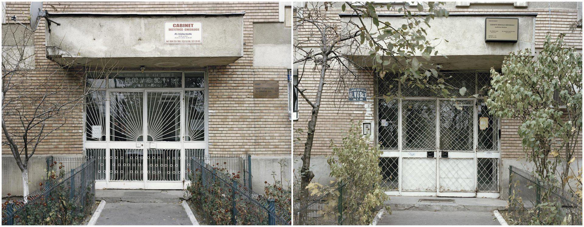 Mircea Nicolae, Metal Doors #2, 2012