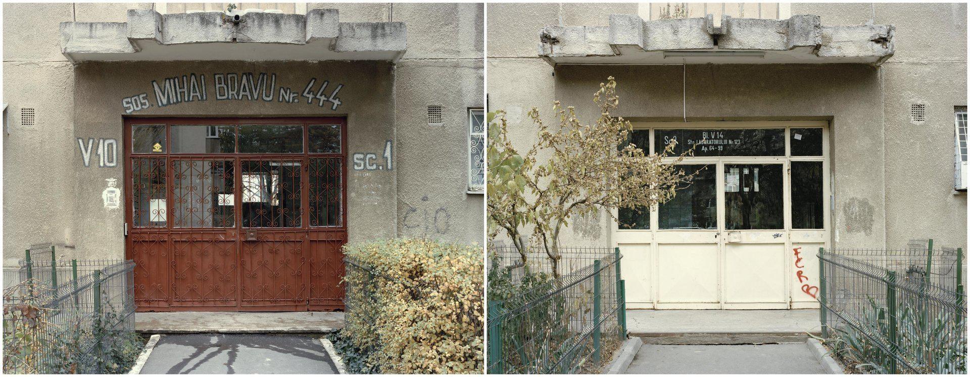 Mircea Nicolae, Metal Doors #3, 2012
