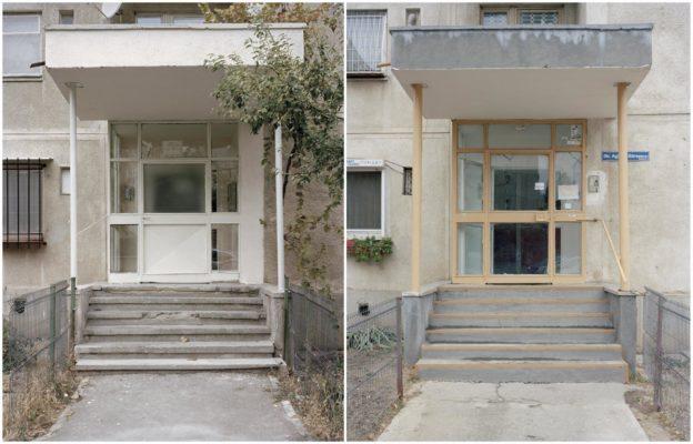 Mircea Nicolae, Metal Doors #1, 2012