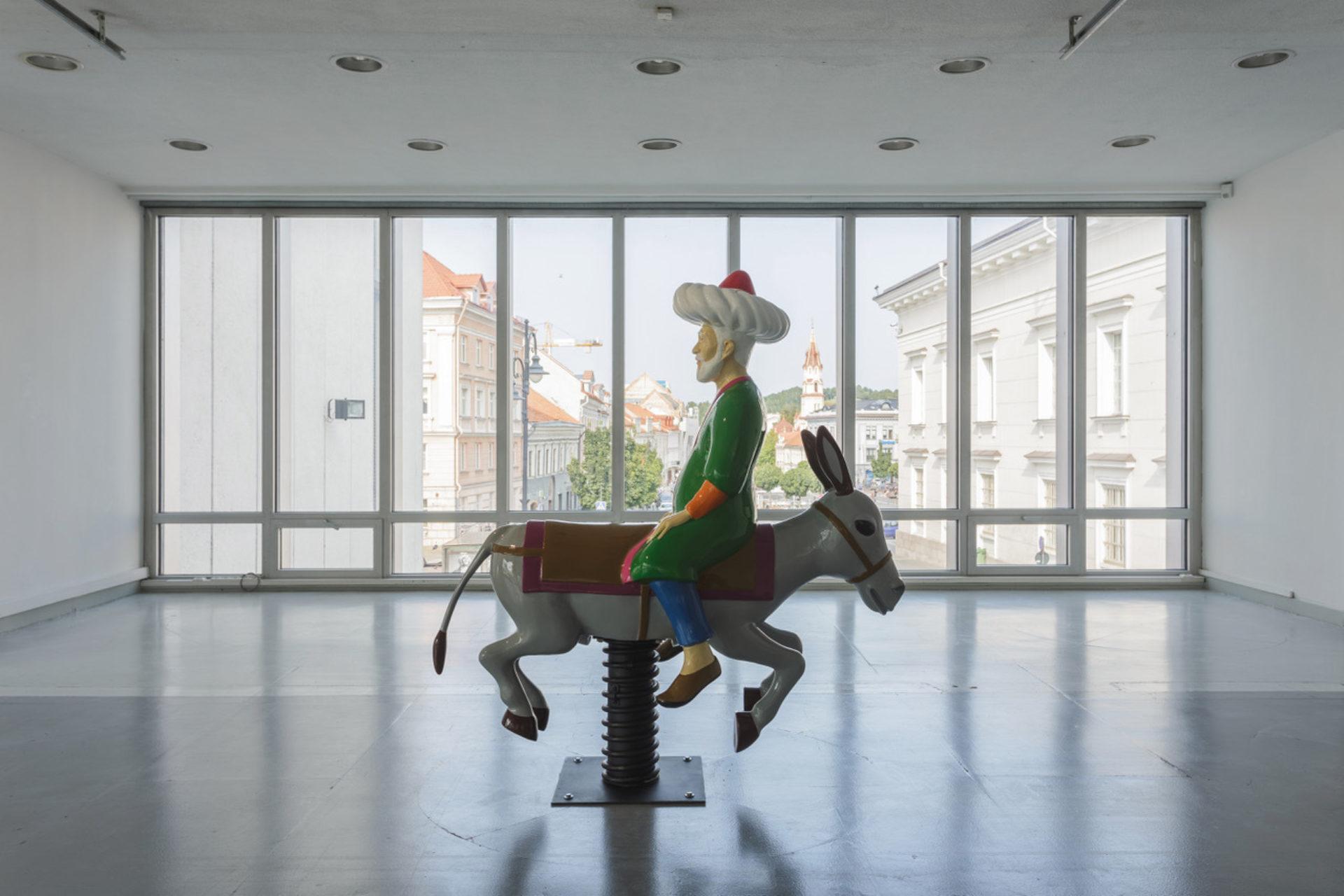 Slavs & Tatars, Molla Nasreddin the Antimodern, 2012, CAC Vilnius, 2017