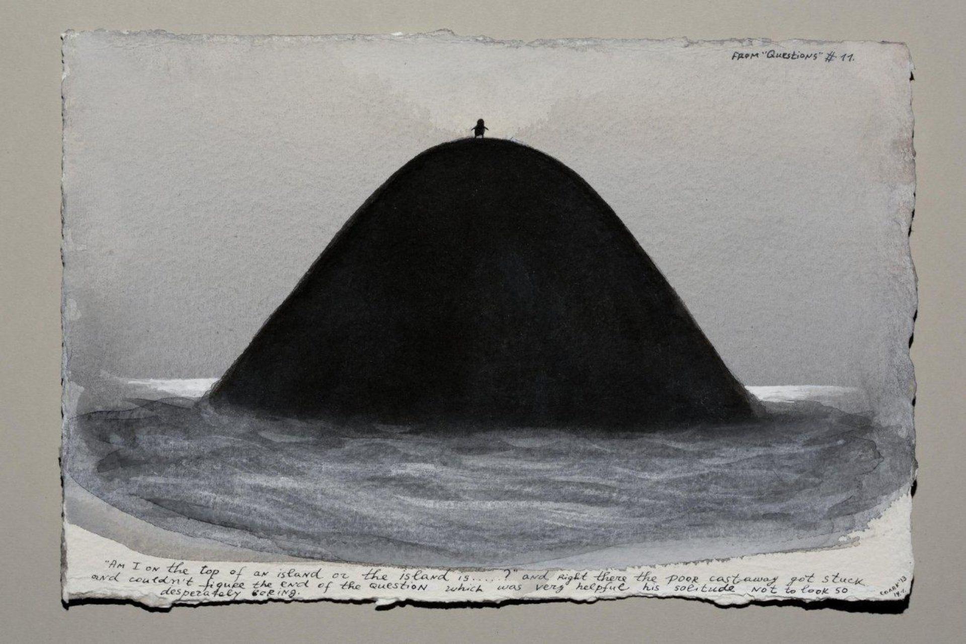 Nedko Solakov, Questions (11/12), 2013