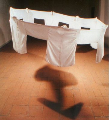 Krassimir Terziev, Let's Dance. Clothes for Collective Life, 1996